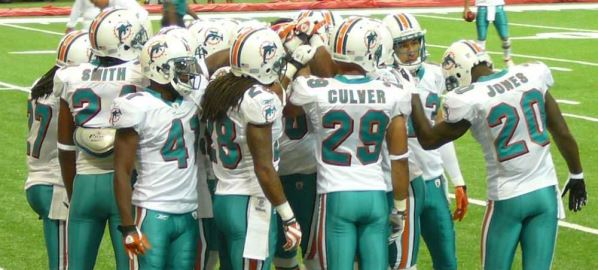 Watch Miami Dolphins Games