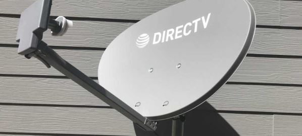 DirecTV satellite, one of the most popular options for watching out of market NFL games.