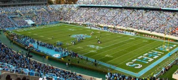 How to Watch North Carolina Tar Heels Football Games